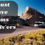 Top 5 must have items for the RV'er.