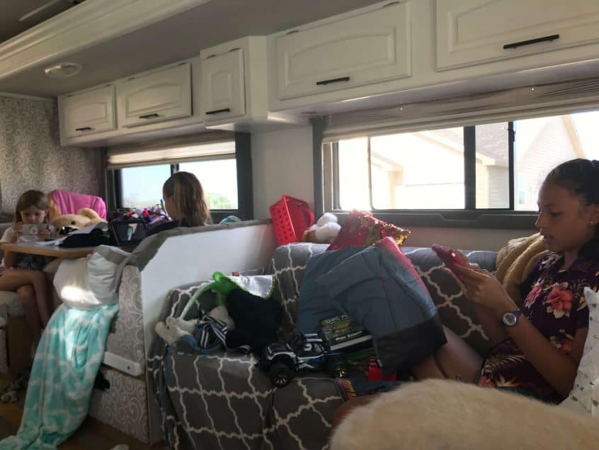 RV life with Kids