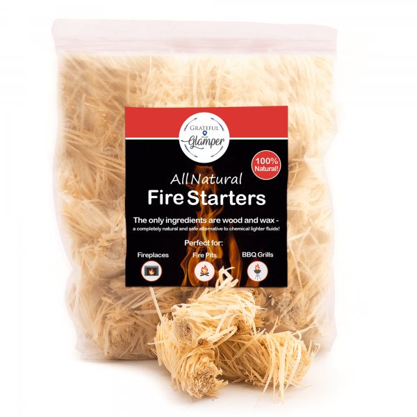 Fire Starters 36 Count Bag