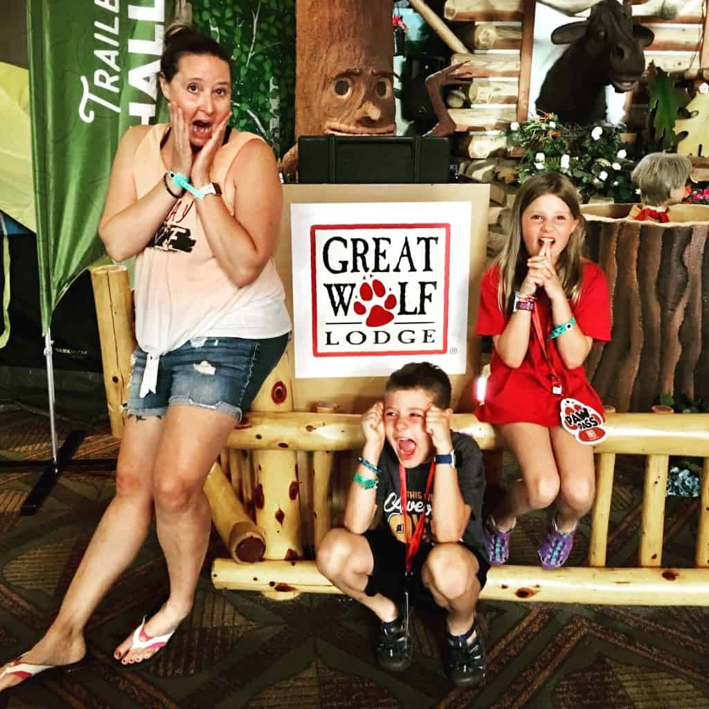 Great wolf lodge texas