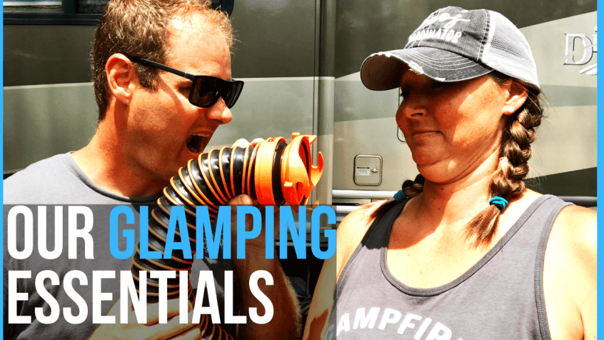 RV camping accessories