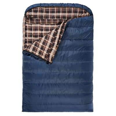 two person sleeping bag mammoth queen