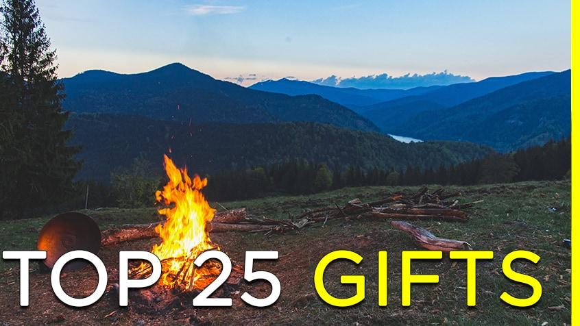 top 25 gifts for RVers and Campers