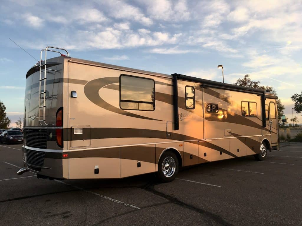 Our Class A Motorhome